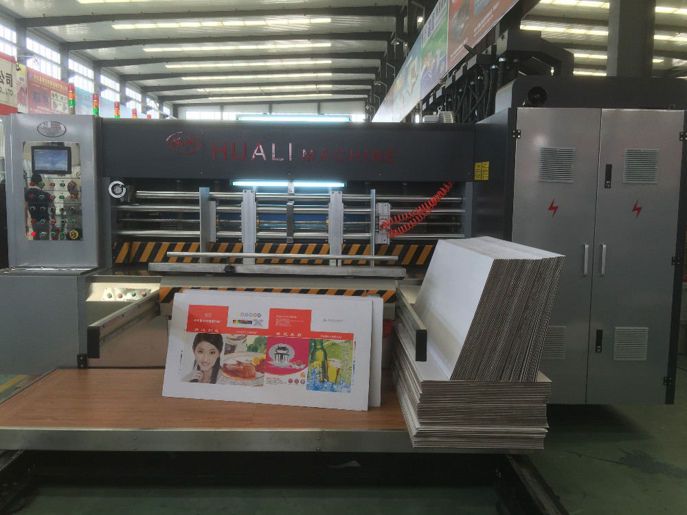 GYK haute vitesse machine d'impression carton machines