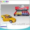12pcs 1 32 diecast toy car set alloy model pull back car with music and light wholesale Made in China