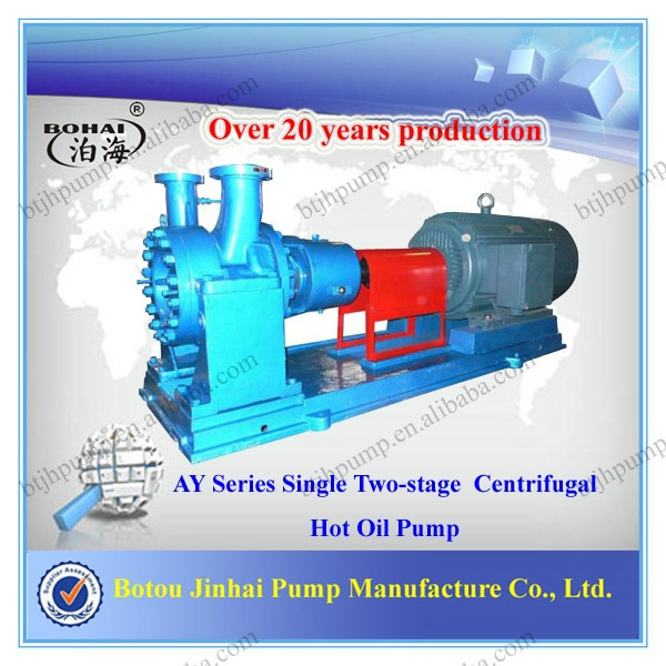 AY series two-stage fuel centrifugal oil pump
