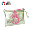 high quality neoprene beautiful travel cosmetic bag for women