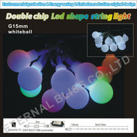 party decorations christmas small led light balls