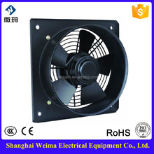 YWF Series 200mm Ac External Rotor Motors With Axial Fan For Air Fresh