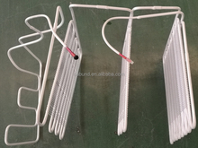 wire on tube evaporator for refrigerator,refrigeration