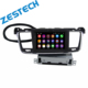 Zestech android 7.1 car multimedia for Peugeot 508 with car dvd player gps navigation radio
