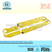 EA-5B Yellow Color plastic Scoop folding Stretcher