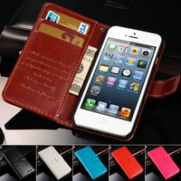 4.7 inch portable protective smart PU leather wallet case for Iphone 6
