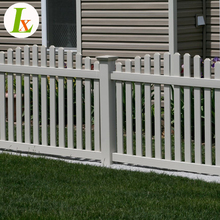 Fast Quote Material PVC Portable Plastic Fence