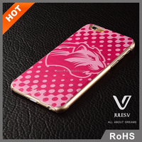 HOT Fashion Pattern Hard Back Case Cover PC Skin For iPhone 6 4.7""
