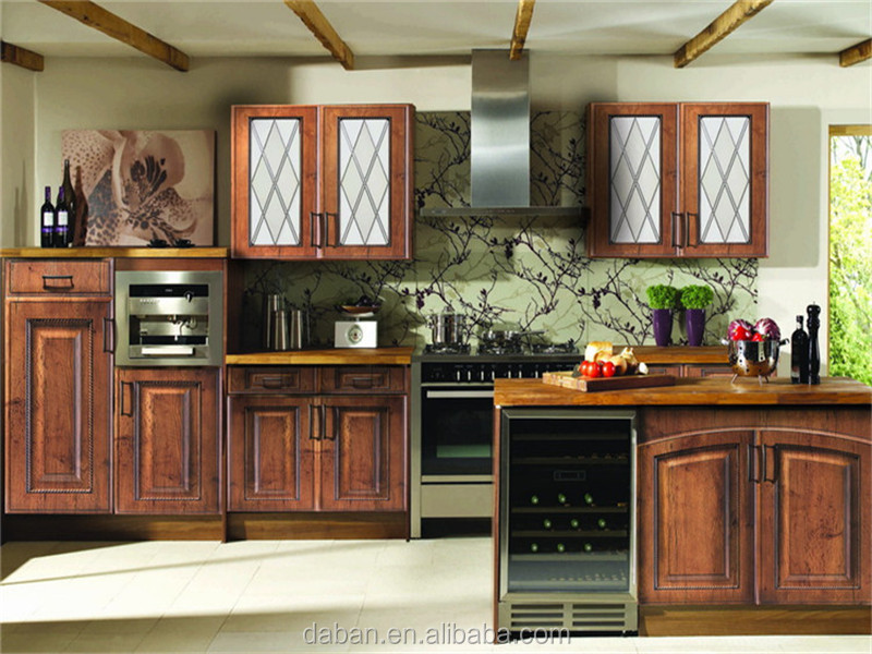 Ce approved poplar solid wood kitchen cabinet removable - Poplar wood kitchen cabinets ...