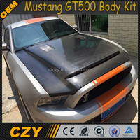 Car Bumper Carbon Mustang GT500 Body Kit for Ford Mustang 13-14