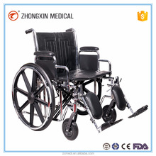 American Wide wheels durable Wheelchairs