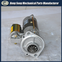 doosan DH55 engine spare parts starter motor MTS29