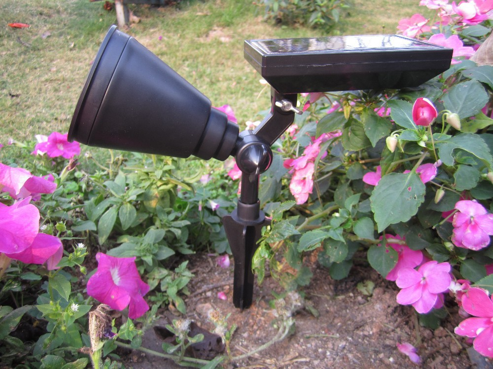 solar LED Spotlights,Garden Greenhouses,Artificial Plant,Flower Pots & Planters,Fencing, Trellis & Gates light ( YH0502)