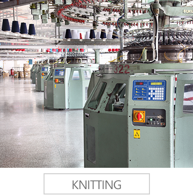 China knitting fabric supplier
