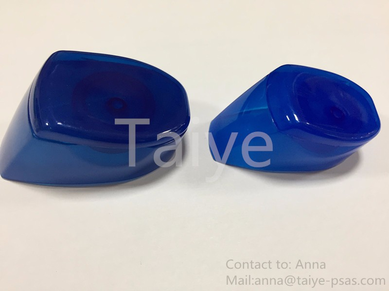 Plastic shampoo flip top cap for 200ml/400ml