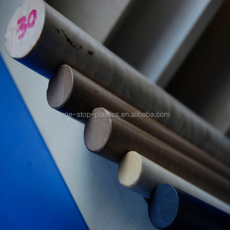 self lubricating impact resistant PPS rod PPS bar