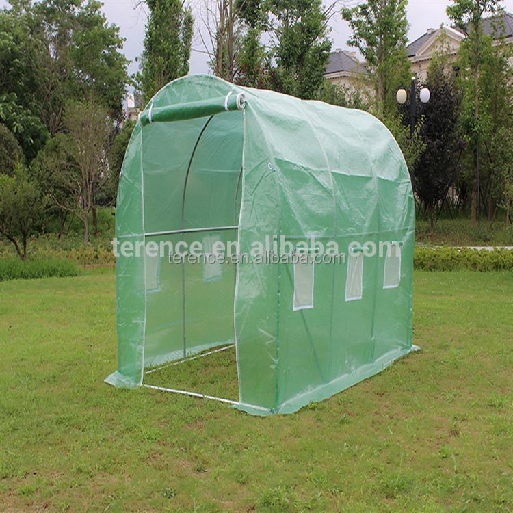 Modern style one stop gardens farming greenhouse agriculture walk in green house