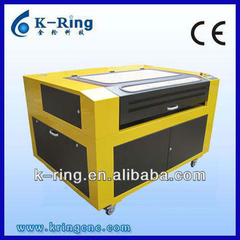 KR1390 Acrylic, plywood co2 laser engraver cutter machine