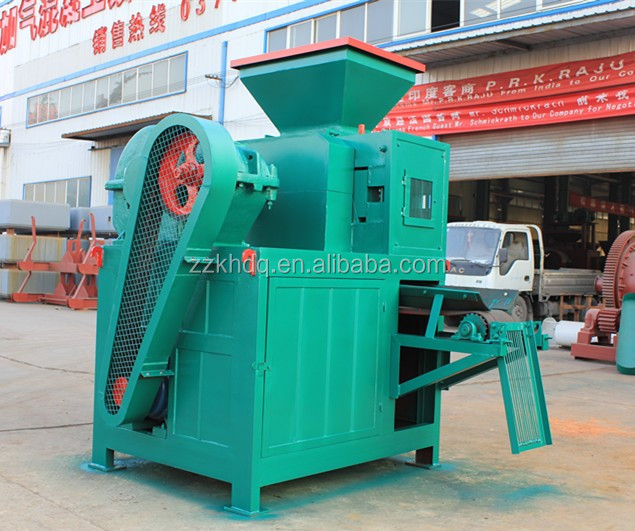 Widely used ball bricket press /bricket machine with ISO & CE certificate