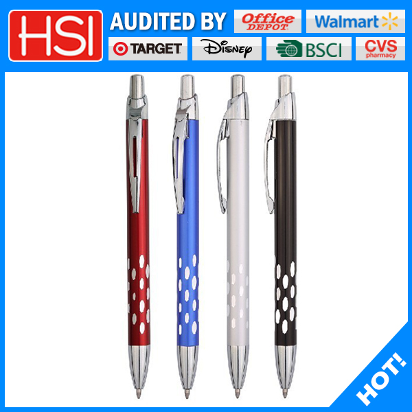 stationery customized logo promotional machinery short ballpoint pen refills