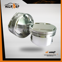 Racing Forged Piston for Toyota 1NZ 1NZFE Forged Piston