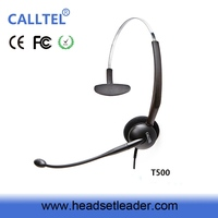 Guangzhou Manufacturer multi compatible promote business christmas gift 3.5mm rj11 rj9 phone headset