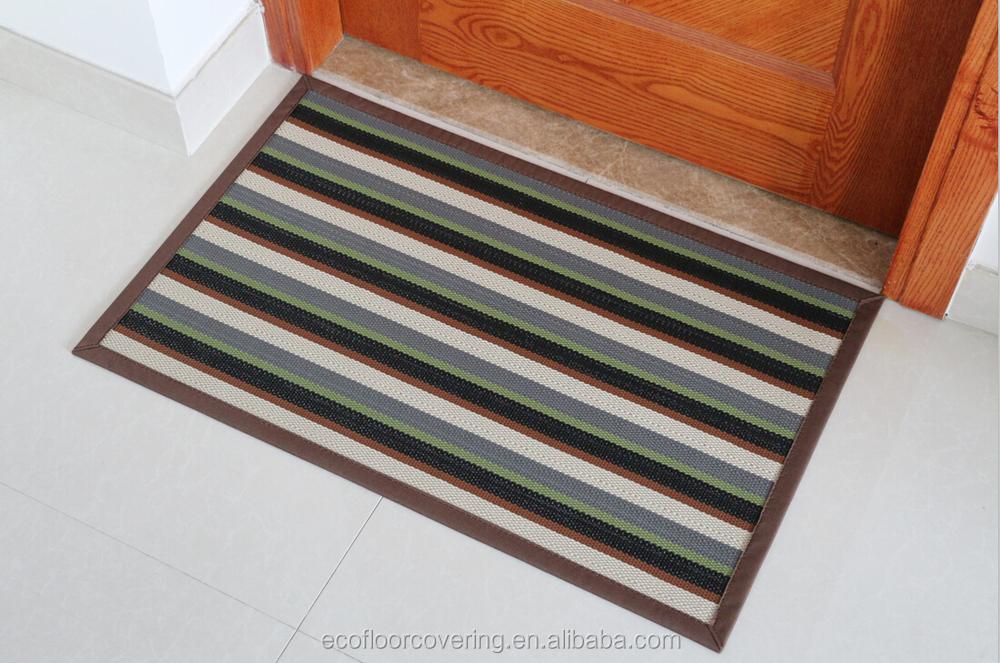 Woven Pvc Rug Bolon Rug Wise Floor Rug Znz Mat Texlyweave