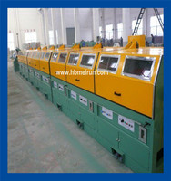 supplier hot sale steel wire rod low carbon steel wire wire drawing machine real factory