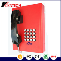Auto-Dial emergency telephone with Durable Handset KNZD-27