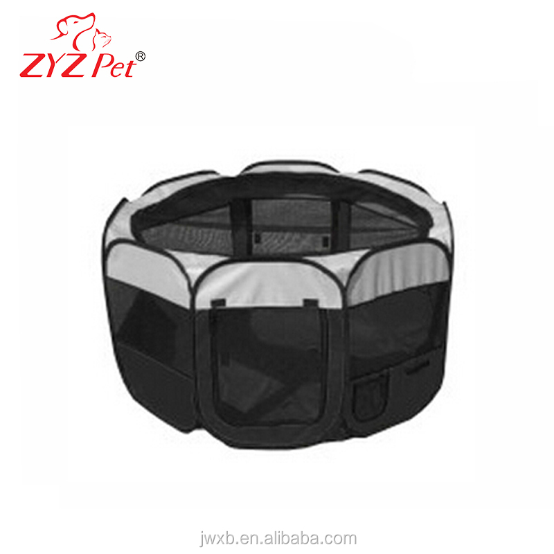 Pet Cat Dog Playpen Puppy Kennel Crate Free Carrying Bag
