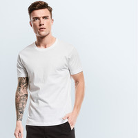 Cheap Apparel Plain Short Sleeve Multi