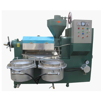 high efficiency crude corn oil expeller price for corn oil for cooking corn processing machine