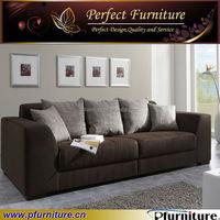 fabric home used new modern design cheap customTv Room Sofa PFS5811
