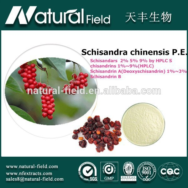 With 12 years experience Pharmaceutical And Chemical Laboratory Research schizandra a