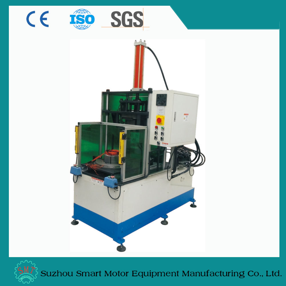 Automatic Cnc Controlled Motor Stator Coil Winding Final