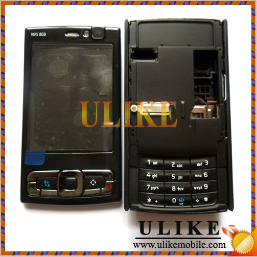 For Nokia N95 8GB Housing Complete