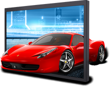 75 inch large touch screen industrial lcd monitor