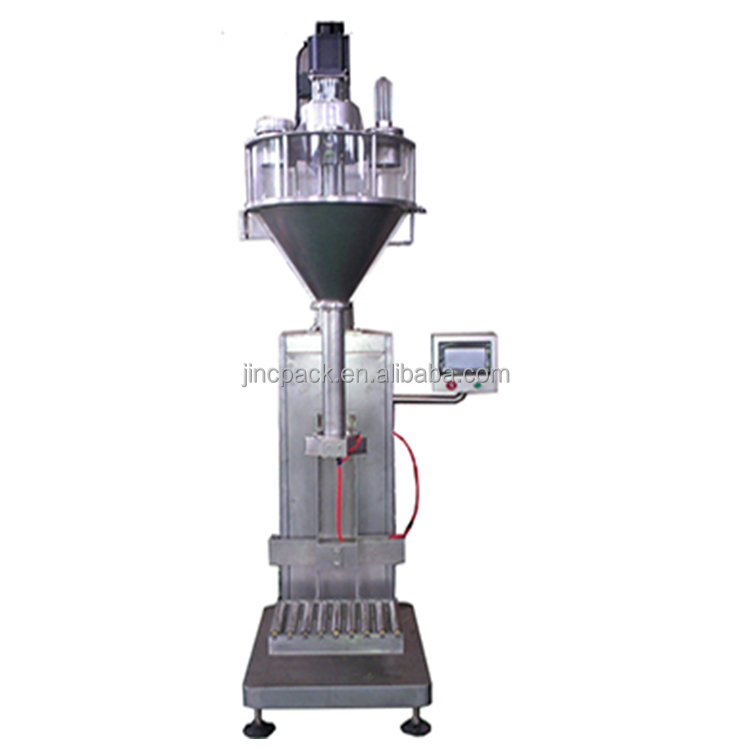 Factory Lift type salt powder packing machine Powder filler