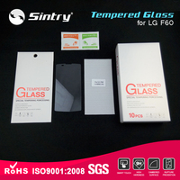 Automatic adsorption tempered glass screen protector 4.5'inch 9H anti-radiation screen protector for LG F60
