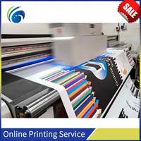 Text only banner Printing Machine