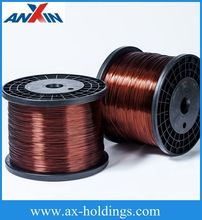 Class C Polyesterimide Coating Enameled Copper Wires For Motor