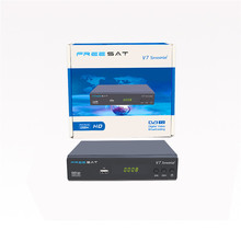 high precision Electronic Program Guide V7 Terrestrial set top box software update dvb t2 s2 combo receiv