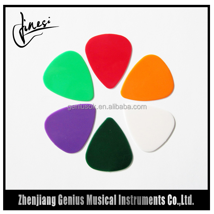 A New Feel Thin Medium and Heavy Gauge Wholesale Tortoise Shell Celluloid Guitar Pick