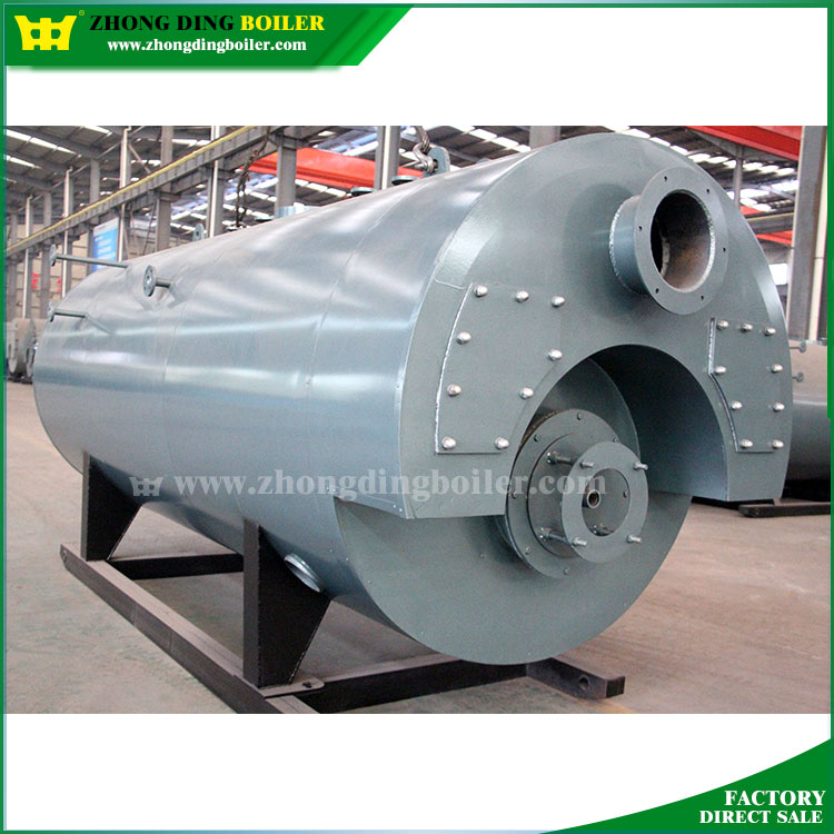 Natural Gas Fired Steam Generator Boiler Gas Oil Steam