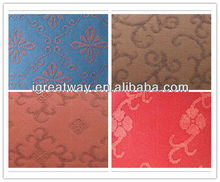 Various Styles Needle Punched Exhibition bedroom carpet