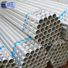 Hot sale Galvanized Greenhouse arge diameter ms round pipes weight