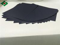 Stock Lots Paper Black laminated board/BLACK PAPER/KRAFT PAPER Packaging Paper