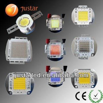 Hot sale 1 watt 10 watt 50 watt 100 watt high power led bridgelux chip with CE RoHS certification