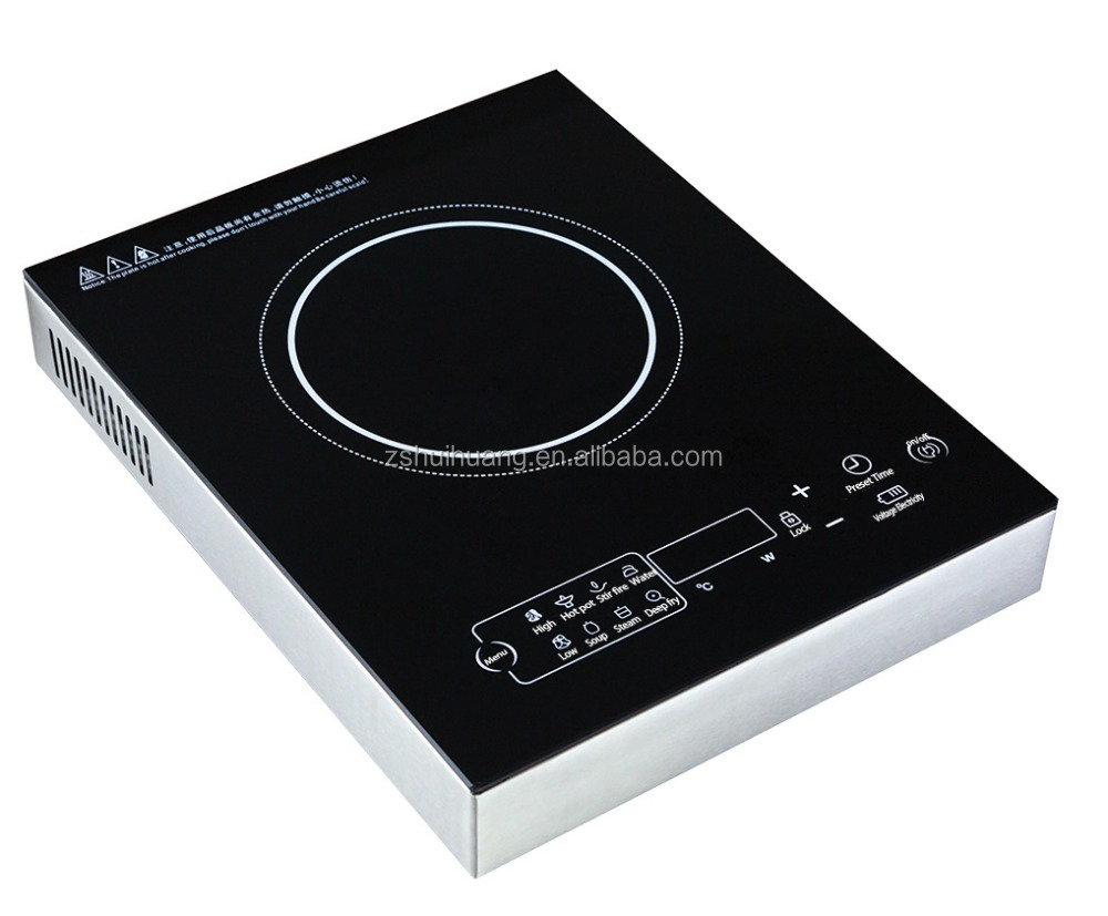 Stainless steel Energy saving and environmental protection multifunction induction cooker