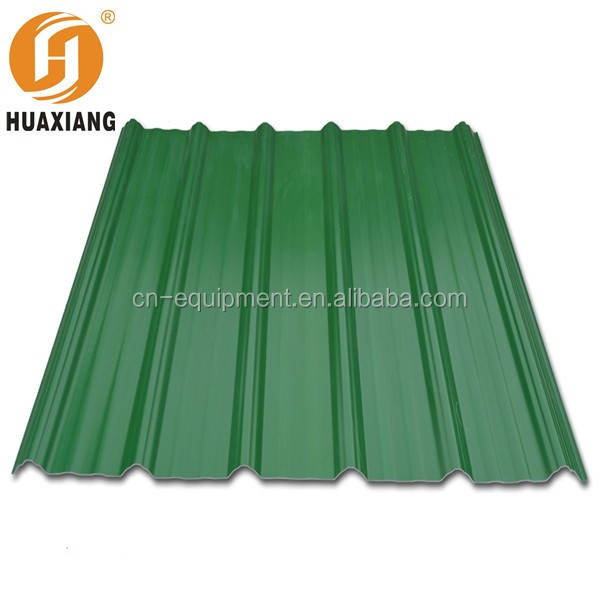 Cheap roof shingle roof tile paint sand coated metal roofing tile